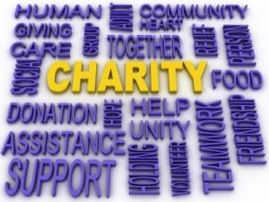 Charity accounts